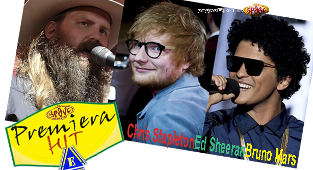 Ed Sheeran Feat. Chris Stapleton & Bruno Mars – Blow (Премиера Хит)