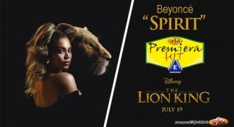 Premiera Hit Vtornik 16.07.19 Beyonce - Spirit (From Disney's The Lion King)