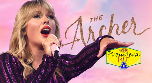 Taylor Swift – The Archer (Премиера Хит)