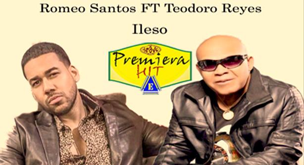 Romeo Santos Feat. Teodoro Reyes – Ileso (Премиера Хит)