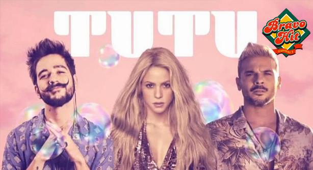 Camilo Feat. Shakira & Pedro Capo – Tutu (Браво Хит)
