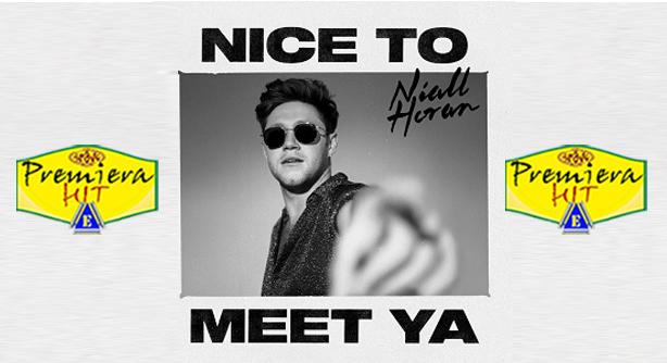 Premiera-Hit-Ponedelnik07 10 2019-Niall Horan – Nice To Meet Ya