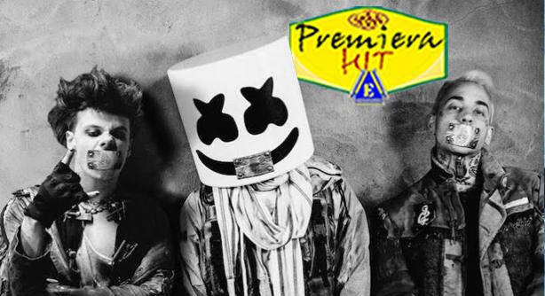 Premiera-Hit-Sreda-20 11 2019 - Marshmello – Tongue Tied