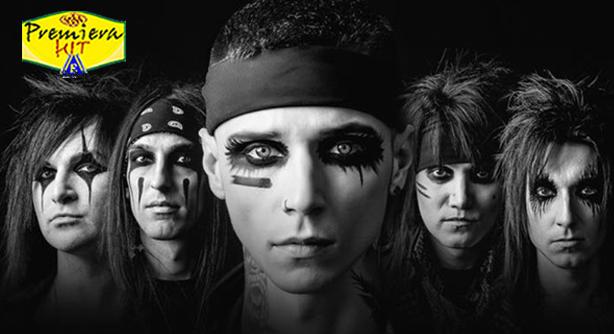 Black Veil Brides – Saints of the Blood (Премиера Хит)