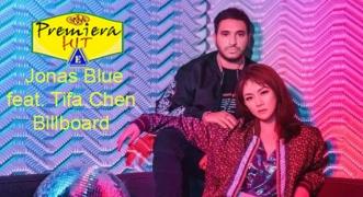 Premiera Hit Petok-03 12 2020 - Jonas Blue Feat. Tifa Chen – Billboard