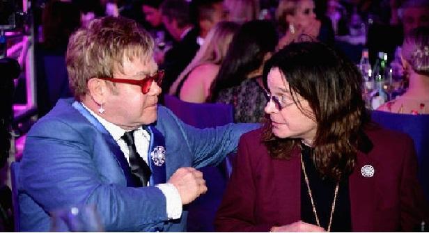 Ozzy Osbourne Feat. Elton John – Ordinary Man (Премиера Хит)