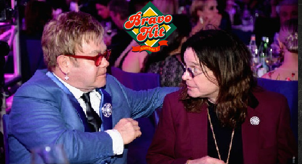 Ozzy Osbourne Feat. Elton John – Ordinary Man (Браво Хит)