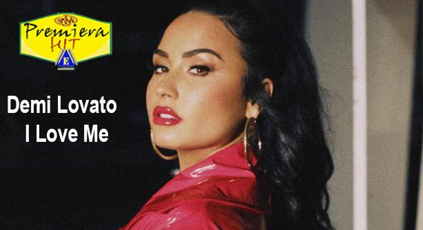 Premiera Hit Vtornik - 10 03 2020 - Demi Lovato – I Love Me