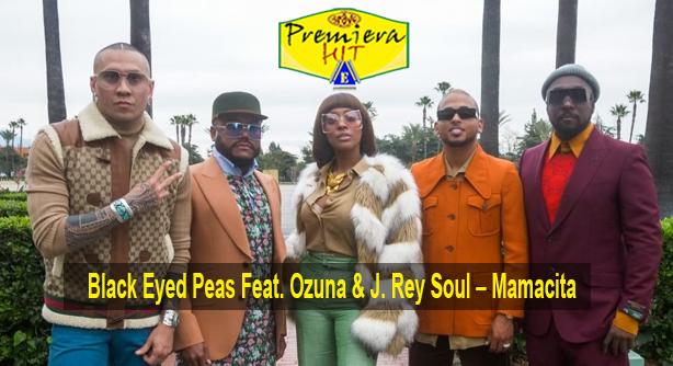 Black Eyed Peas Feat. Ozuna & J. Rey Soul – Mamacita (Премиера Хит)