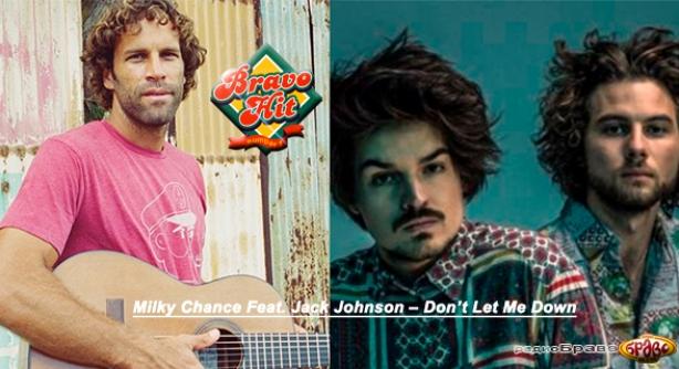 Bravo Hit Milky Chance Feat. Jack Johnson – Don't Let Me Down