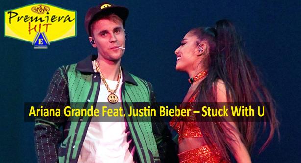 Premiera Hit Ponedelnik - 11 05 2020 - Ariana Grande Feat Justin Bieber – Stuck With U