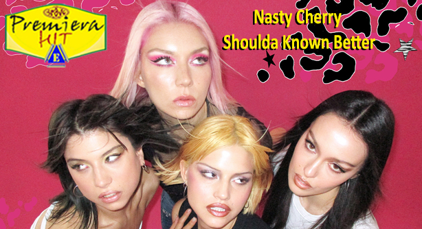 Premiera Hit Vikend - 02 05 2020 - Nasty Cherry - Shoulda Know Better