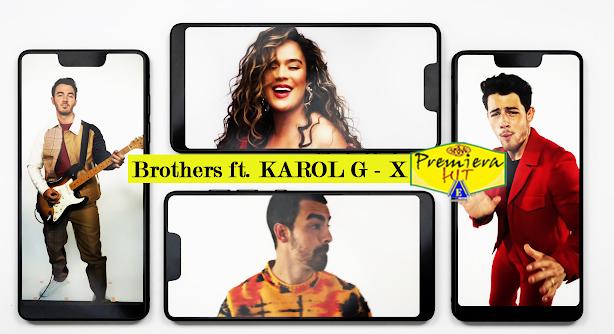 Jonas Brothers Featt. Karol G – X (Премиера Хит)