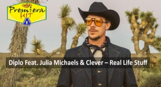 Premiera Hit Vikend - 06 06 2020 - Diplo FeatJulia Michaels & Clever – Real Life Stuff