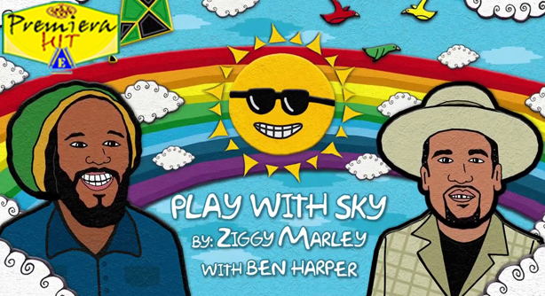 Ziggy Marley Feat. Ben Harper – Play With Sky