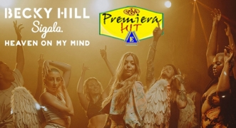 Premiera Hit Vikend- 04 07 2020 - Becky Hill and Sigala – Heaven on My Mind