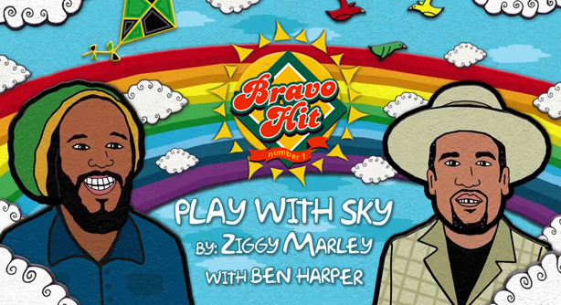 Ziggy Marley Feat. Ben Harper – Play With Sky (Браво Хит)