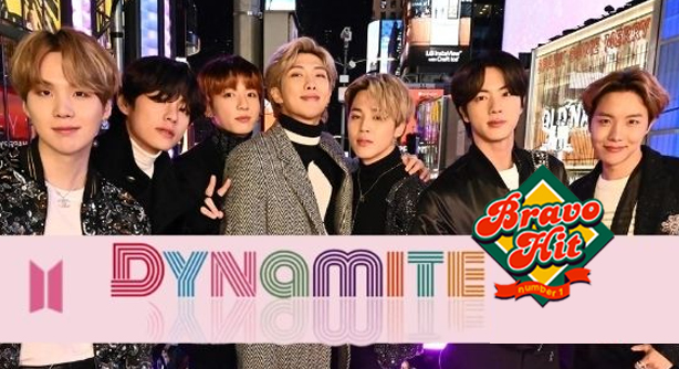 BTS – Dynamite (Браво Хит)