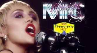 Premiera Hit Vtornik 18 08 2020 - Miley Cyrus – Midnight Sky
