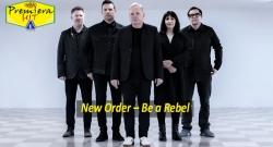 Premiera Hit Petok 18 09 2020 - New Order – Be a Rebel