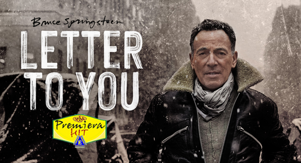 Premiera Hit Ponedelnik 14 09 2020 - Bruce Springsteen – Letter To You