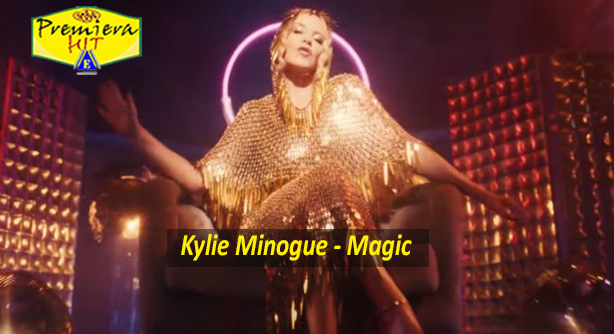 Premiera Hit Vikend 03 10 2020 - Kylie Minogue- Magic