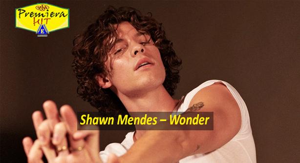 Premiera Hit Vtornik 06 10 2020 - Shawn Mendes – Wonder