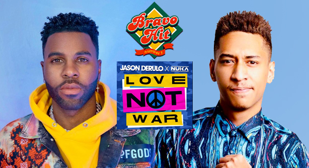Jason Derulo Feat. Nuka – Love Not War (Браво Хит)