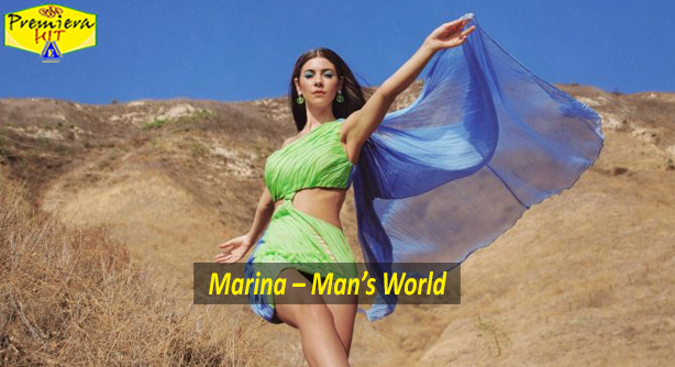 Marina – Man's World (Премиера Хит)