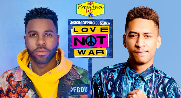 Premiera Hit Ponedelnik 23 11 2020 - Jason Derulo Feat Nuka – Love Not War