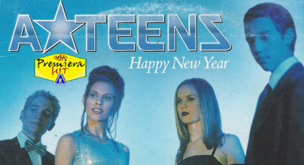 Premiera Hit Petok -01 01 2021 - A-Teens – Happy New Year