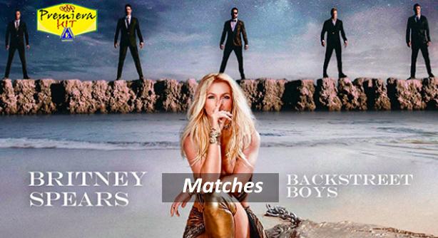 Premiera Hit Petok 18 12 2020 - Britney Spears Feat Backstreet Boys – Matches