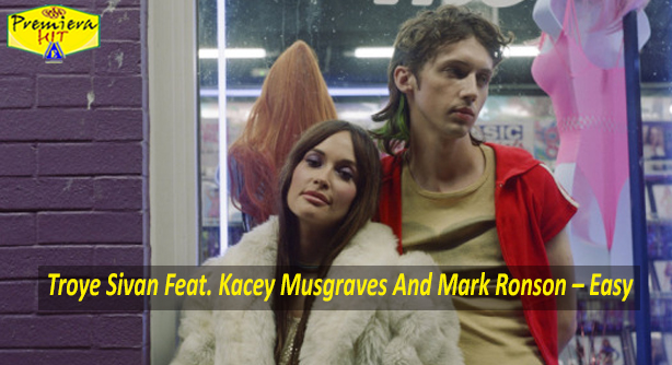 Premiera Hit Ponedelnik 14 12 2020 -Troye Sivan Feat Kacey Musgraves And Mark Ronson – Easy