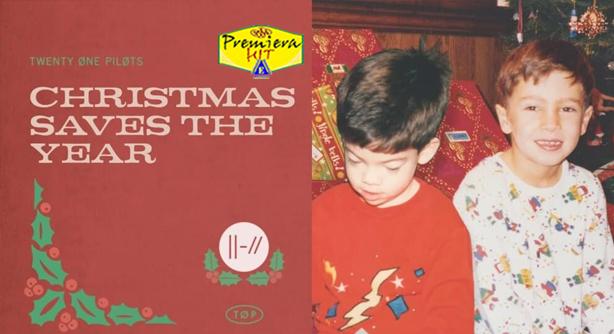 Premiera Hit Vikend 18 12 2020 - Twenty One Pilots – Christmas Saves The Year