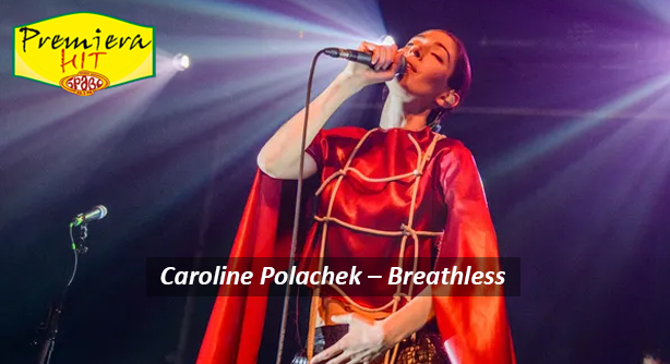 Premiera Hit Ponedelnik - 04 01 2021 - Caroline Polachek – Breathless
