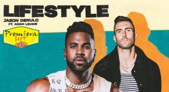 Premiera Hit Ponedelnik - 25 01 2021 - Jason Derulo Feat Adam Levine – Lifestyle