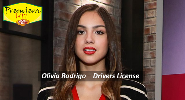 Olivia Rodrigo – Drivers License (Премиера Хит)