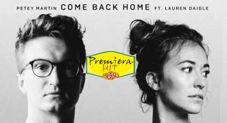 Premiera Hit Vikend - 16 01 2021 - Petey Martin & Lauren Daigle – Come Back Home