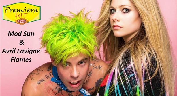 Mod Sun Feat. Avril Lavigne – Flames (Премиера Хит)