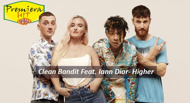 Clean Bandit Feat. Iann Dior- Higher (Премиера Хит)