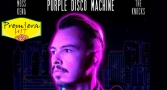 Premiera Hit Petok - 26 02 2021 - Purple Disco Machine Feat Moss Kena & The Knocks – Fireworks