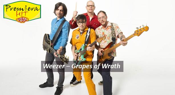 Weezer – Grapes of Wrath (Премиера Хит)