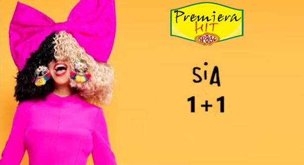 Sia – 1+1 (Премиера Хит)