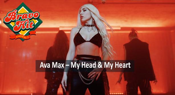 Ava Max – My Head & My Heart (Браво Хит)