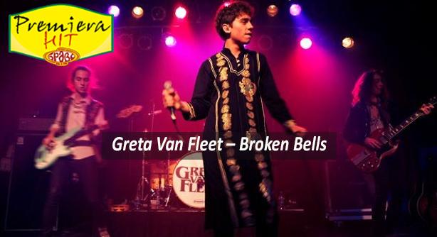 Premiera Hit Cetvrtok- 26 03 2021 - Greta Van Fleet – Broken Bells