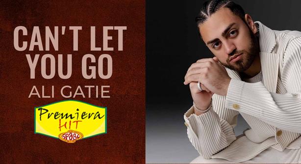 Premiera Hit Petok- 19 03 2021 - Ali Gatie – Cant Let You Go