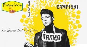 Premiera Hit Ponedelnik - 08 03 2021 - Irama – La Genesi Del Tuo Colore