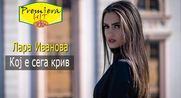 Premiera Hit Ponedelnik - 22 03 2021 - Lara Ivanova - Kkj e sega kriv