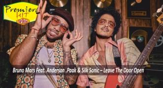 Premiera Hit Sreda- 10 03 2021 - Bruno Mars Feat Anderson Paak Silk Sonic – Leave The Door Open