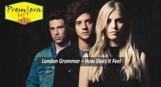 Premiera Hit Sreda- 17 03 2021 - London Grammar – How Does It Feel